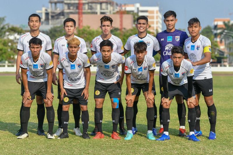 U22 Thái Lan,U22 Việt Nam,U22 Đông Timor,Alexandre Gama