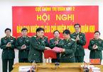 Bổ nhiệm nhân sự Quân khu 2