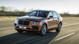 Vượt Lamborghini, Bentley ra mẫu SUV nhanh nhất thế giới