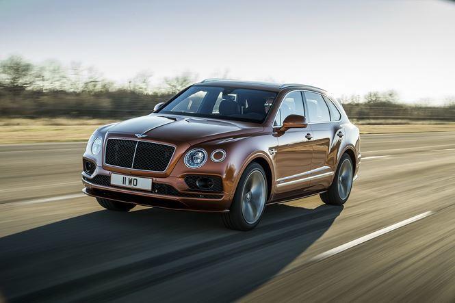 Bentley,Bentley Bentayga,xe SUV,siêu xe