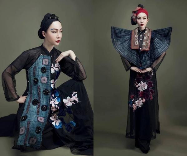 Mỹ Tâm dịu dàng tinh khôi, Linh Nga khác lạ trong áo dài Tây Bắc