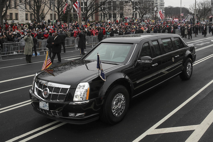 Loạt xe 'bình dân' các đời Tổng thống Mỹ ưa chuộng
