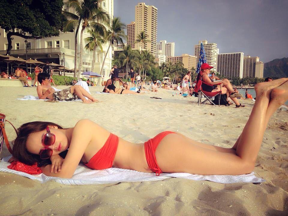 Mai Phương Thúy,hoa hậu Việt Nam,bikini