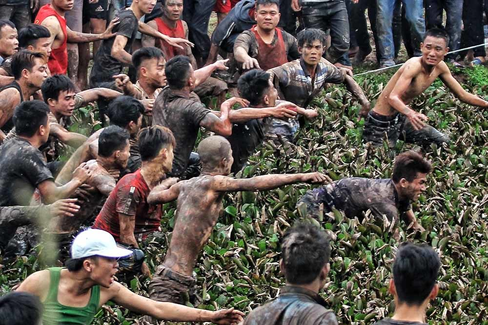 Cướp phết Hiền Quan: Bạo lực hay thượng võ?