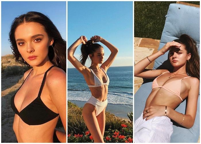 Tình mới Charlie Puth chuộng mặc bikini khoe body nóng bỏng