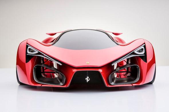 Ba năm nữa, Ferrari sẽ có siêu xe điện