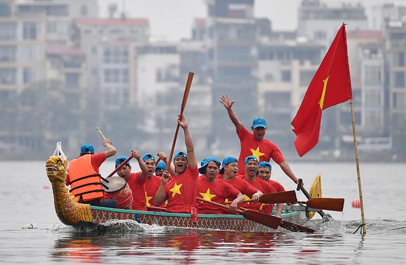 Đua thuyền Việt Nam