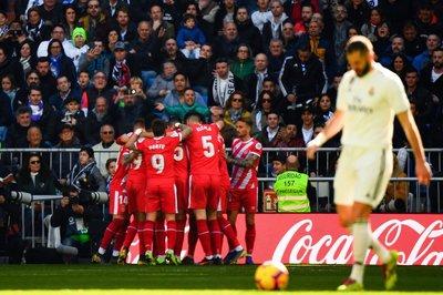 Ramos lĩnh thẻ đỏ, Real thua bẽ bàng trên sân nhà