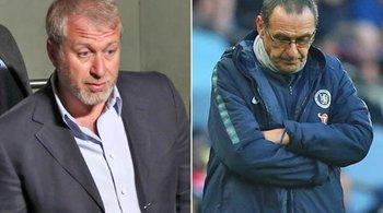 Chelsea vs MU: Sarri, nạn nhân của Abramovich