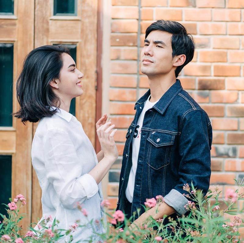 'Ma nữ' đẹp nhất Thái Lan hạnh phúc bên bạn trai hơn 9 tuổi