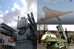 """Ngắm dàn vũ khí """"khủng"""" của Nga"""