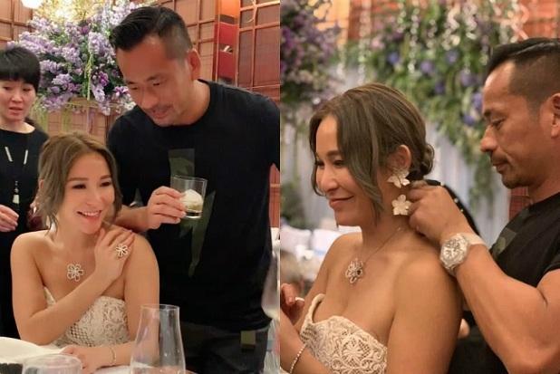 Vợ tỷ phú sòng bài kể về thời gian chồng ngoại tình với sao nữ Hong Kong