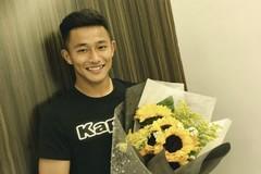 Thủ môn U22 Việt Nam có nụ cười duyên, từng là bạn trai Yến Xuân