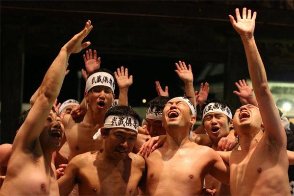 Nhật,lễ hội khỏa thân,lễ hội truyền thống