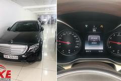 Mất 1,2 tỷ mua Mercedes, khách ngã ngửa xe bị phù phép km