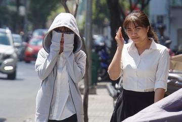 Trưa nay tia cực tím ở Sài Gòn cao chạm ngưỡng, cảnh báo ung thư da
