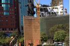Vì sao Quận 1 di dời lư hương ở tượng đài Trần Hưng Đạo?