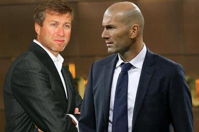 Chelsea thuê Zidane: Giấc mơ bá chủ châu Âu