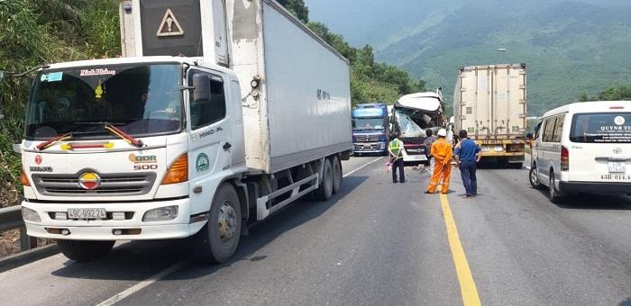 tai nạn giao thông,hàm Hải Vân,Đà Nẵng
