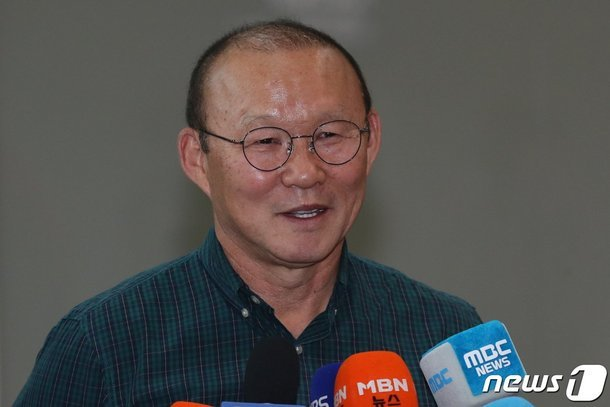 HLV Park Hang Seo trở lại Việt Nam, kế hoạch mới cho ĐTQG