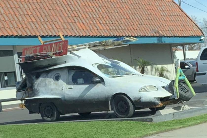 Choáng với những ô tô độc nhất vô nhị thế giới