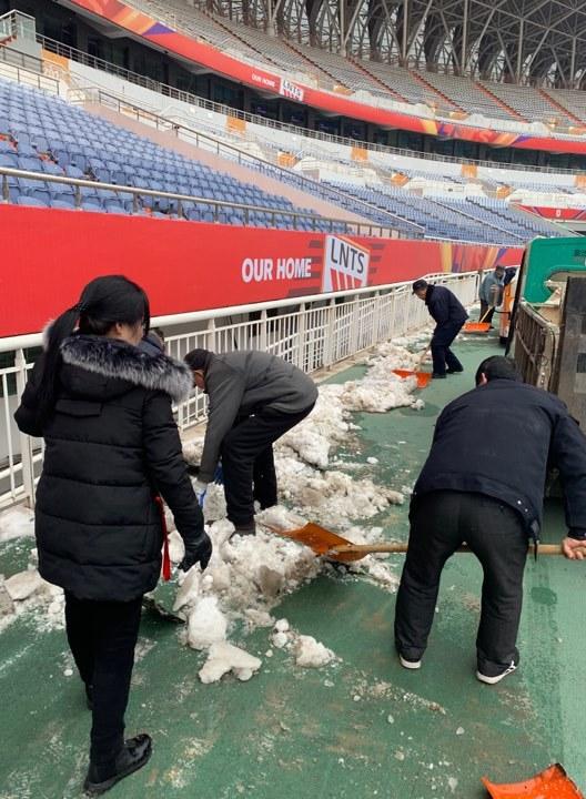 VTV6 phát trực tiếp trận Shandong Luneng vs Hà Nội FC