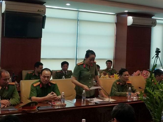 Công an Điện Biên thông tin vụ nữ sinh bị giết khi đi giao gà