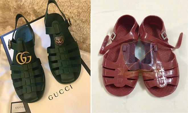 Cư dân mạng thích thú vì mũ Gucci 9 triệu giống mũ nan hàng Việt 80.000 đồng