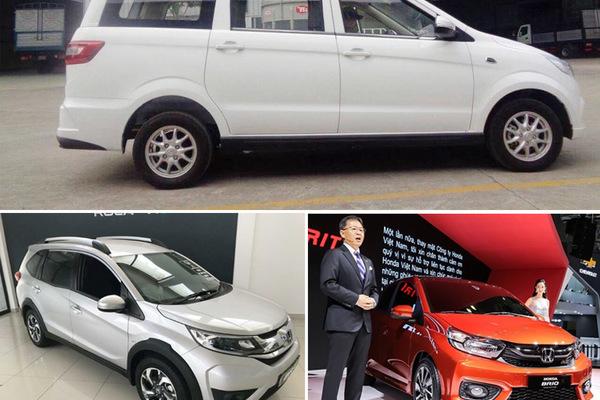 5 mẫu ô tô rục rịch ra mắt Việt Nam