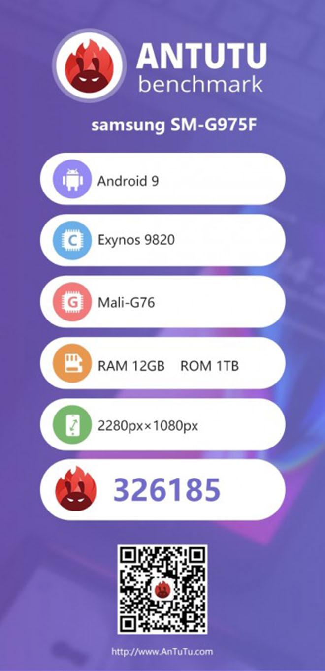 Galaxy S10 Plus,điện thoại Samsung