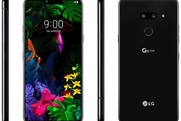 Smartphone 5G đầu tiên của LG xuất hiện