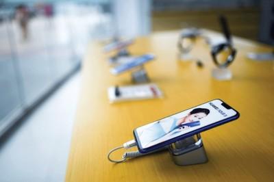 Huawei sẽ sớm giành ngôi vương smartphone?