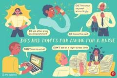 10 điều nên làm và không nên làm khi xin tăng lương