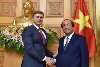 Nga giúp Việt Nam xây dựng Chính phủ điện tử, an toàn thông tin mạng