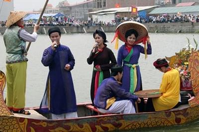 Công trình nghiên cứu công phu về di sản phi vật thể Quan họ Bắc Ninh