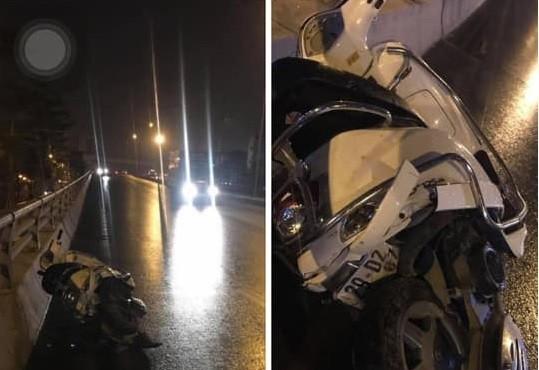 Tạm giữ lái xe Range Rover đâm 2 người tử vong ở Hà Nội