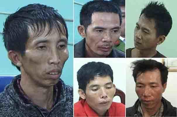 Giết người,hiếp dâm,Điện Biên,vụ án giết người