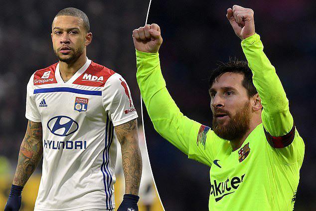 Lyon vs Barca: Với Messi, thách thức hiểm nguy