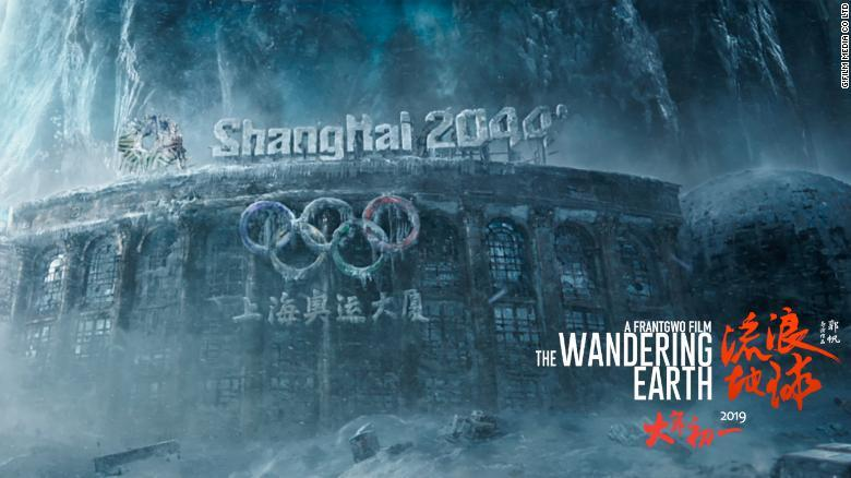 Lưu lạc địa cầu,Ngô Kinh,phim chiếu rạp