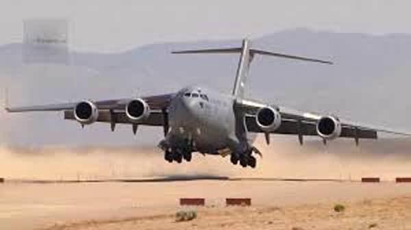 Chi tiết máy bay hạng nặng Mỹ sắp tới Nội Bài