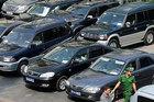 Dự kiến 2 hình thức khoán kinh phí sử dụng xe ô tô công