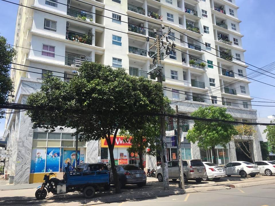 Khang Gia Tân Hương,Địa ốc Khang Gia,xây dựng sai phép