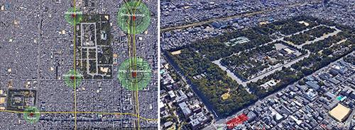 Ga tàu điện ngầm trong lòng phố cổ: Bài học từ Nhật Bản, Italy