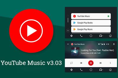 Bản cập nhật YouTube Music đã hỗ trợ Android Auto