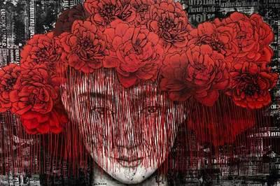 Những bức tranh xoáy sâu vào tâm trí người xem