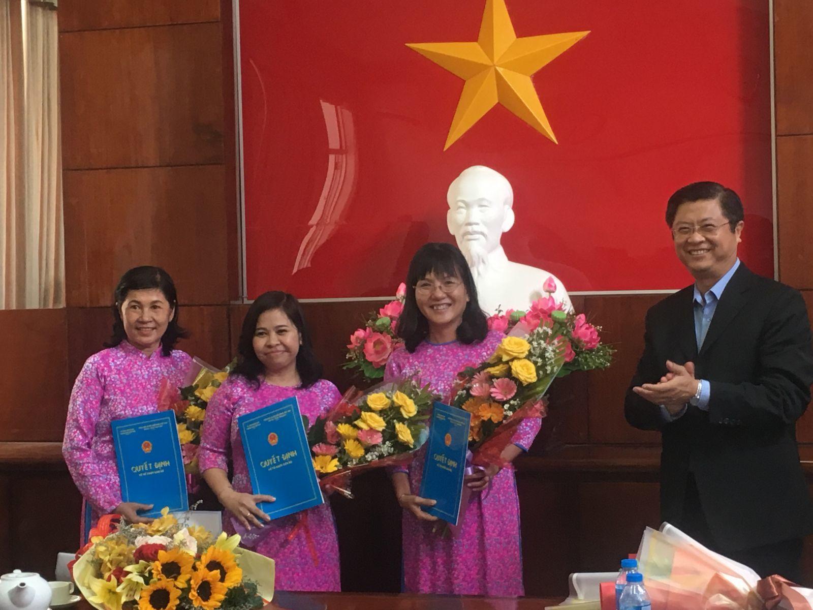 Cần Thơ,Đắk Nông,Quảng Ninh,BỔ NHIỆM,NHÂN SỰ
