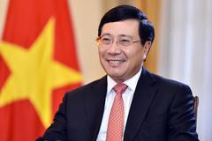 Phó Thủ tướng Phạm Bình Minh thăm CH Liên bang Đức