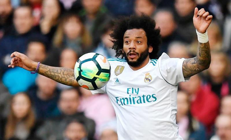 Cầu thủ MU 'bất khả xâm phạm', Marcelo dứt áo rời Real