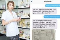 Ngọc Quyên đáp trả khi bị chồng cũ tố kinh doanh mỹ phẩm 'mua vài chục, bán vài triệu'