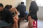 Bắt tại trận 5 nam thanh nữ tú 'phê' trong khách sạn ở Đà Nẵng